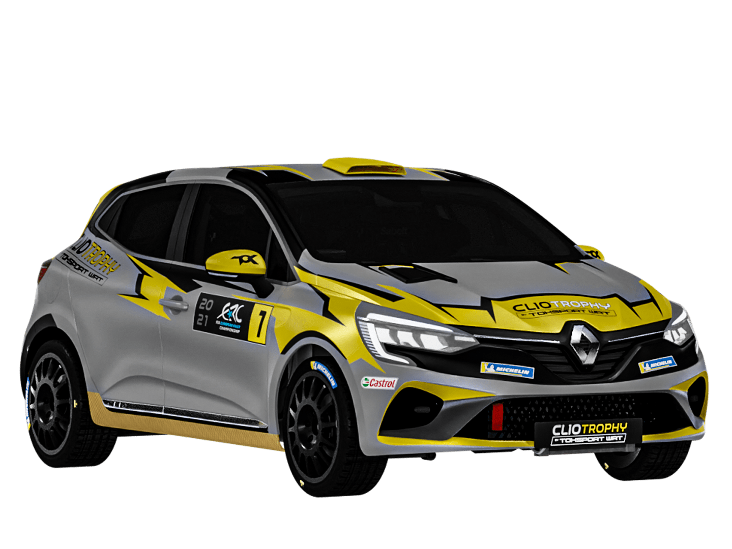 Renault Clio Rally5 by Toksport WRT